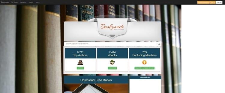 Bookyards.com