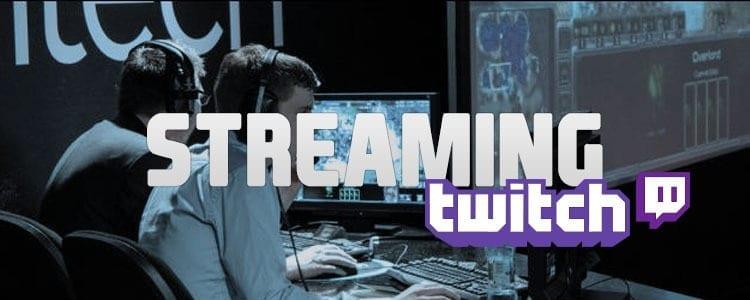 Cómo hacer streaming en Twitch