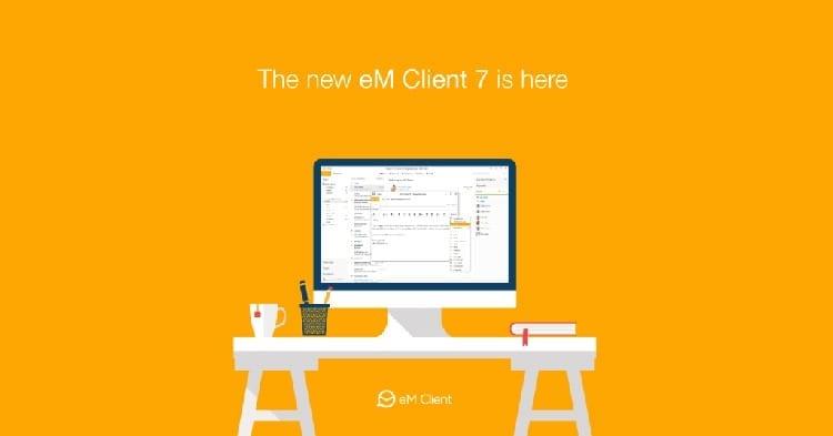 Gestor de correo electrónico emClient