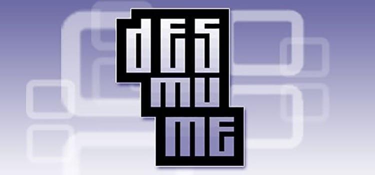 Emulador de Nintengo DS DESMUME