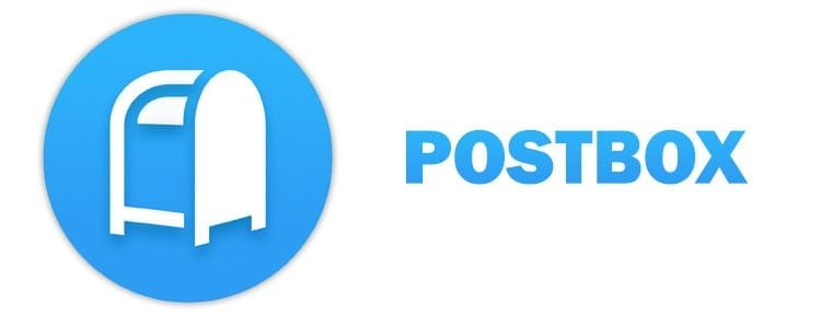 Gestor de correo electrónico Postbox