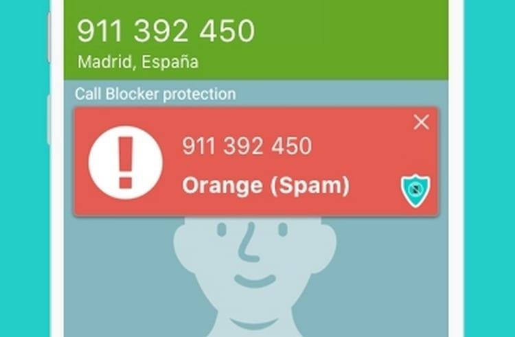 Call Blocker – Bloquea y denuncia teléfonos spam (de ListaSpam)
