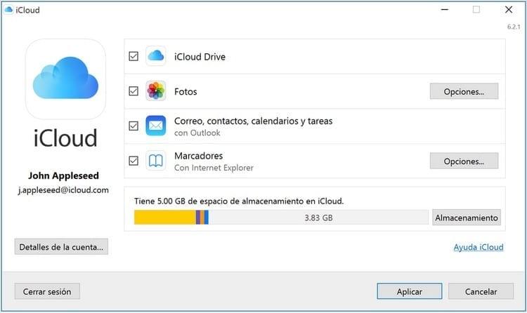 Cómo configurar iCloud para Windows