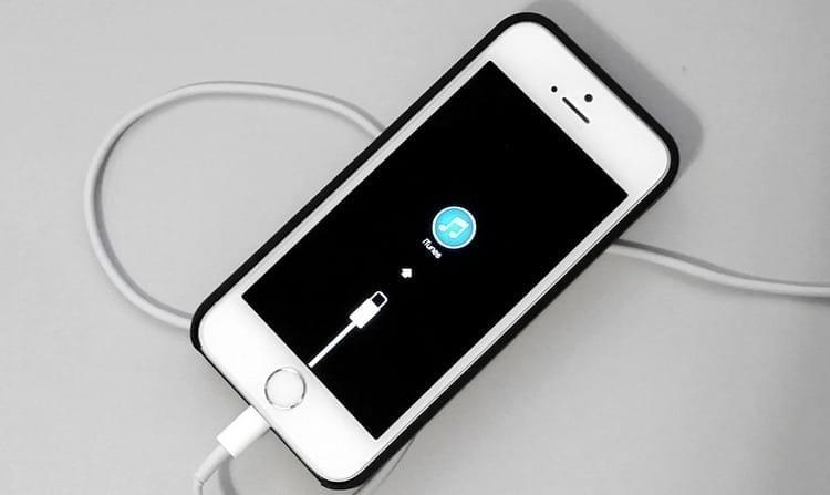 Pasos para desactivar el modo DFU del iPhone