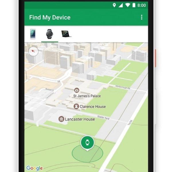 Cómo rastrear un celular Android con la aplicación Encontrar mi dispositivo de Google