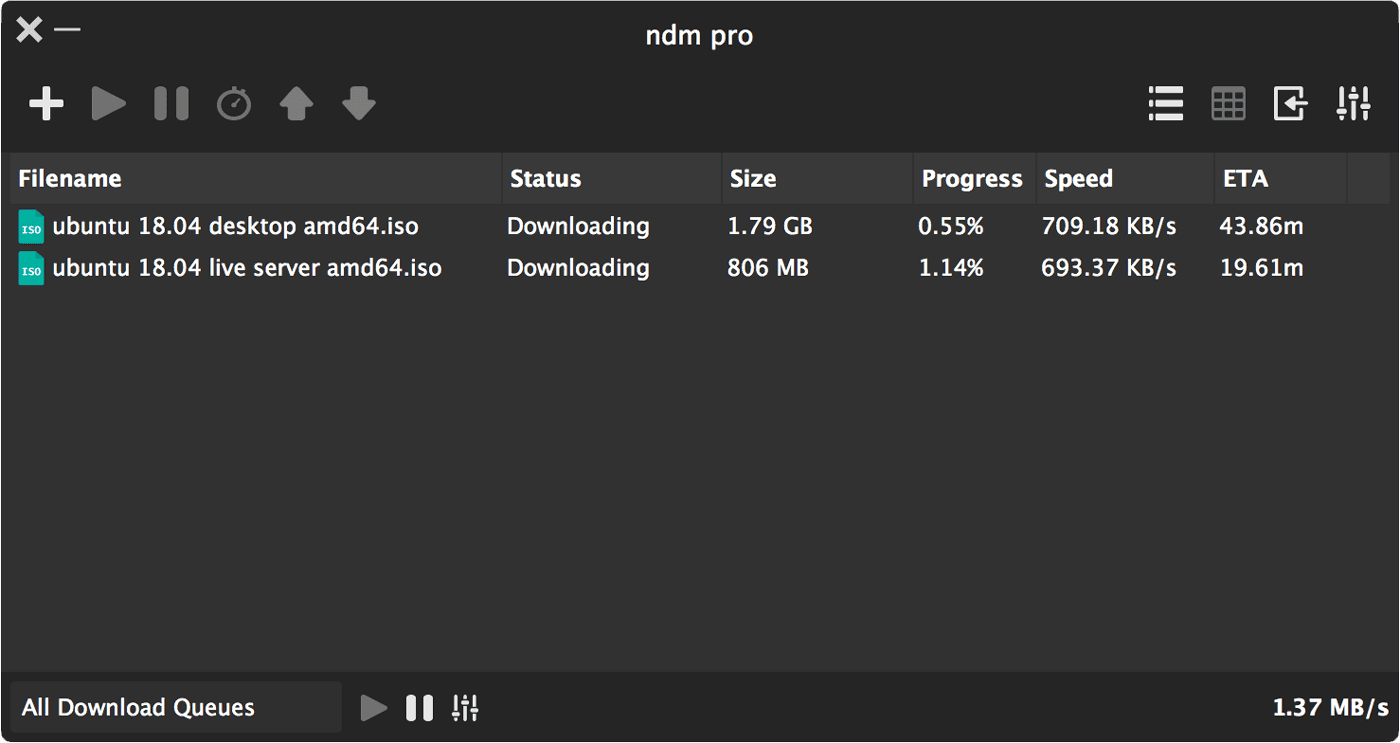 Ninja Download Manager Pro