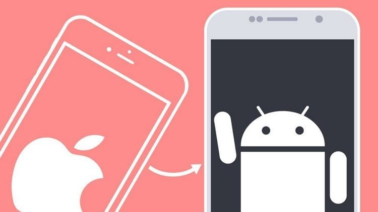 Tutorial para pasar los contactos de iPhone a Android y de Android a iPhone