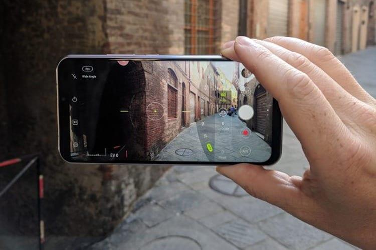 Ángulos en la fotografía móvil
