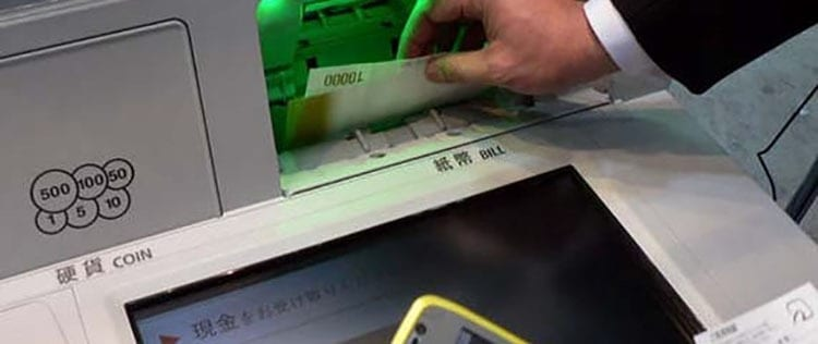 Cajeros con NFC