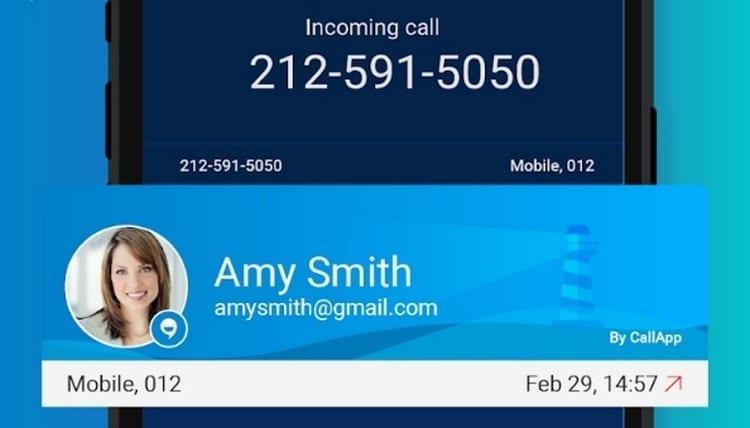 CallApp Identificador y grabadora de llamadas