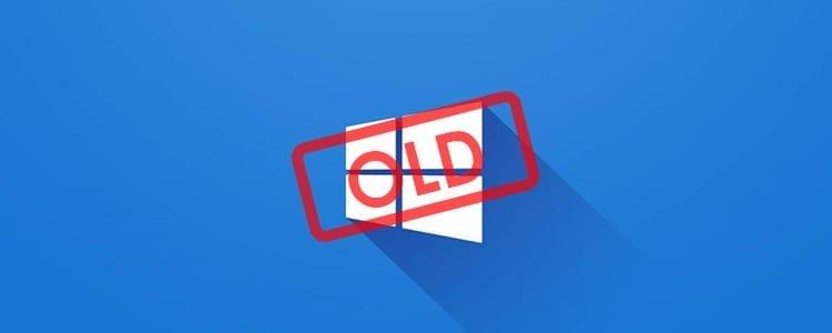 Eliminar instalaciones anteriores de Windows