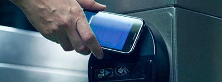 Identificación NFC