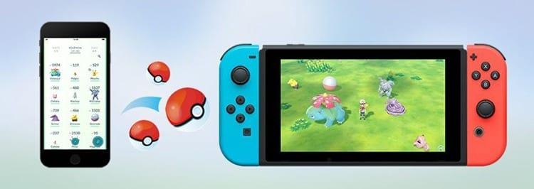 Transferir pokemon de pokemon go a lets go