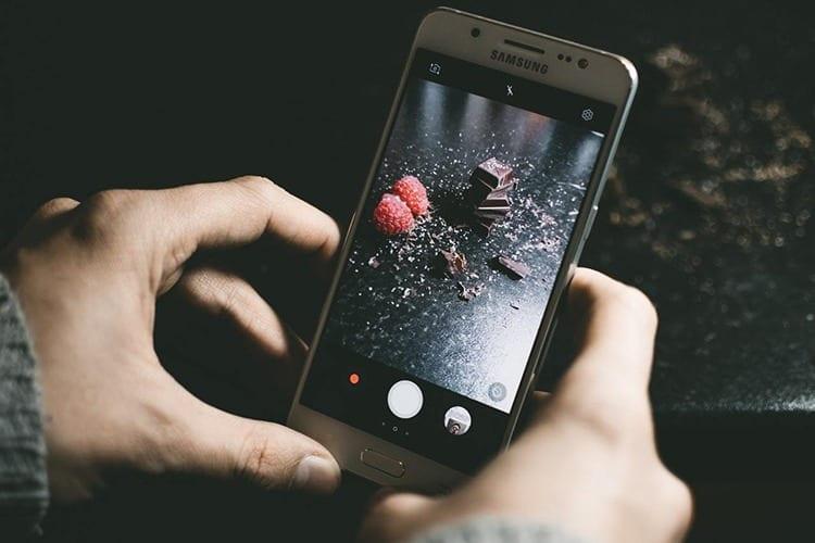 Zoom: fotografía móvil