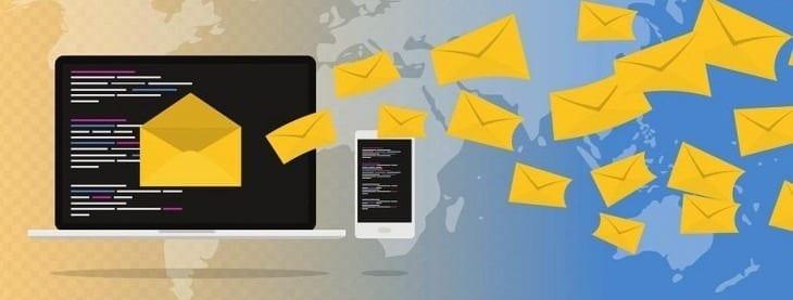 Mailing y envío de SMS
