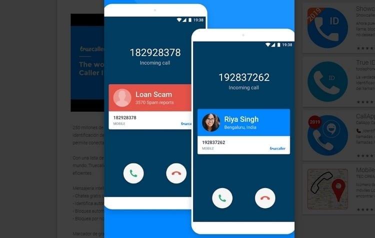 Aplicaciones Android para evitar el spam telefónico