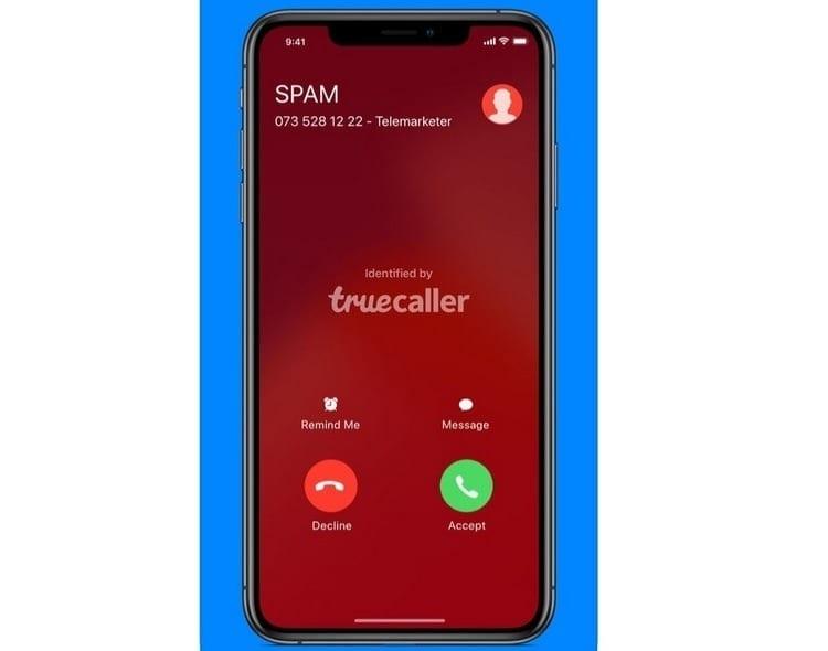 Aplicaciones iOS para evitar el spam telefónico