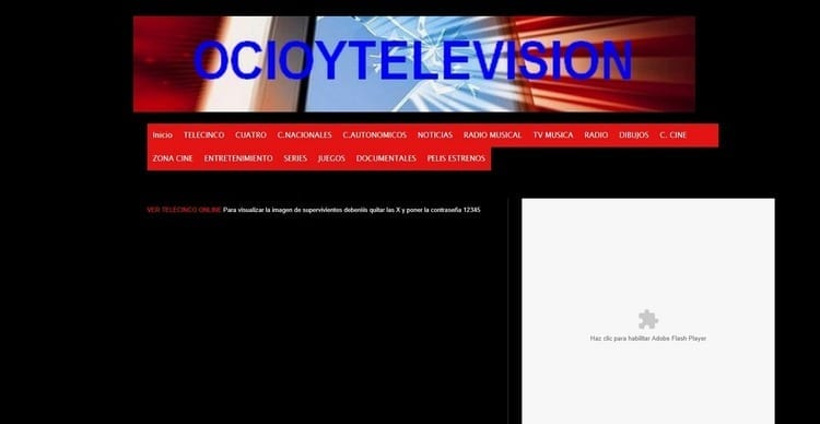 Ver televisión online en Zimblektv02