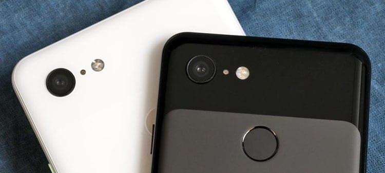 Google Pixel 3 XL cámara
