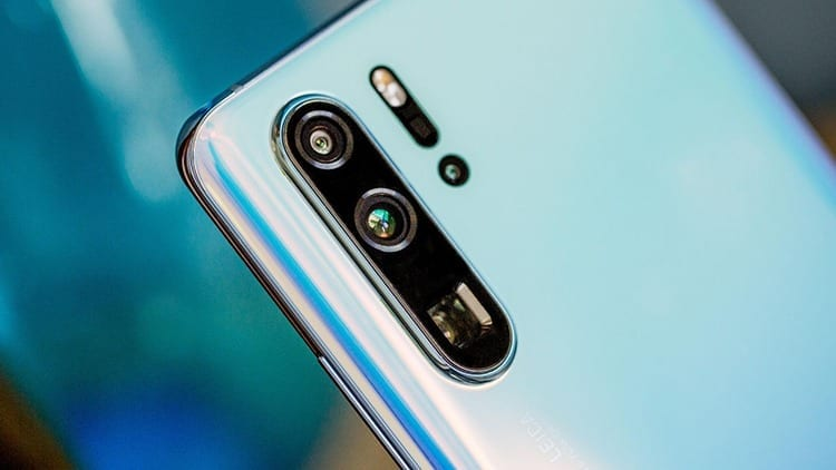Huawei P30 Pro cámara