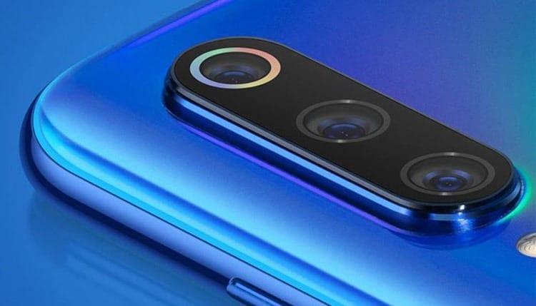 Xiaomi Mi9 cámara