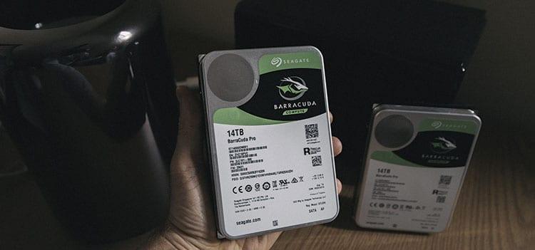 disco duro componentes del hardware de un ordenador