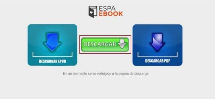 Descargar ebooks de Espacebook
