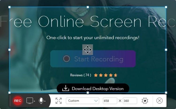 Apowersfot Screen Recorder