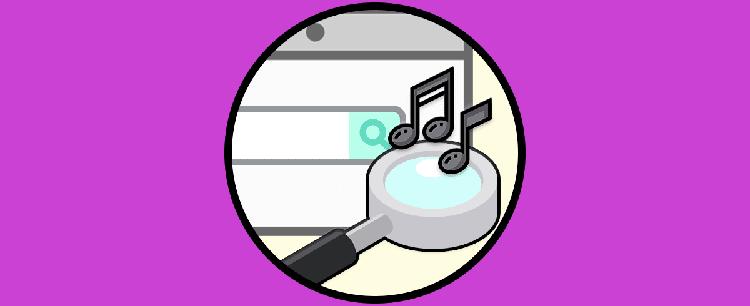 Identificador de canciones