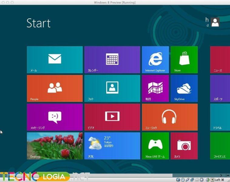 Cambiar los iconos del escritorio en Windows 8