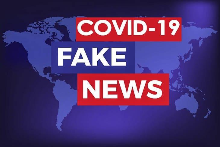 Noticias falsas covid-19