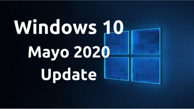 Última actualización de Windows 10