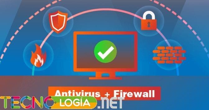 Antivirus cortafuegos