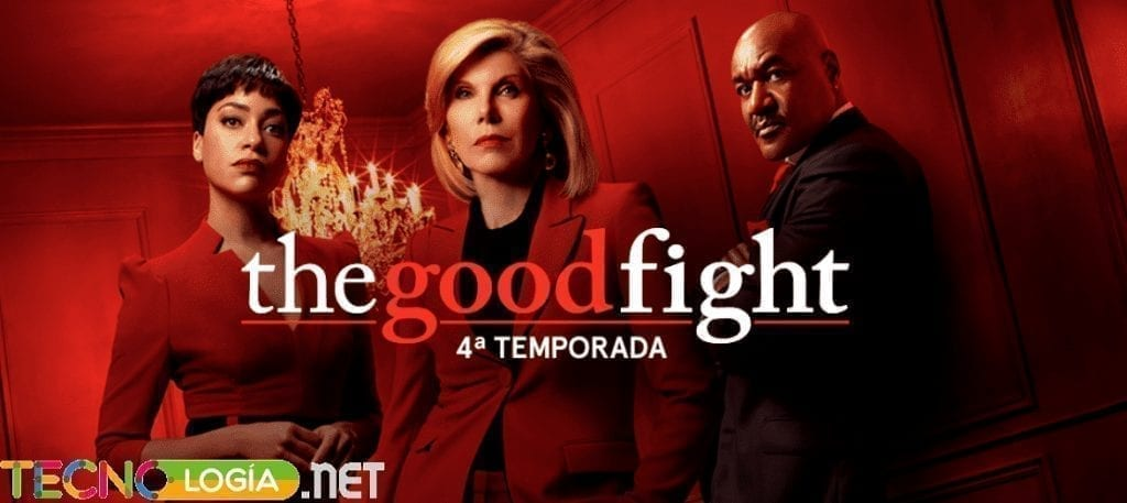 Movistar series The Good Fight