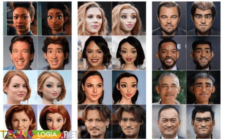 Así sería tu cara si fueras protagonista de una película de Disney
