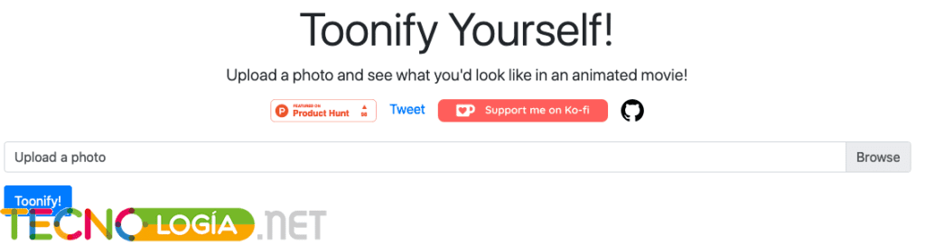 Toonify