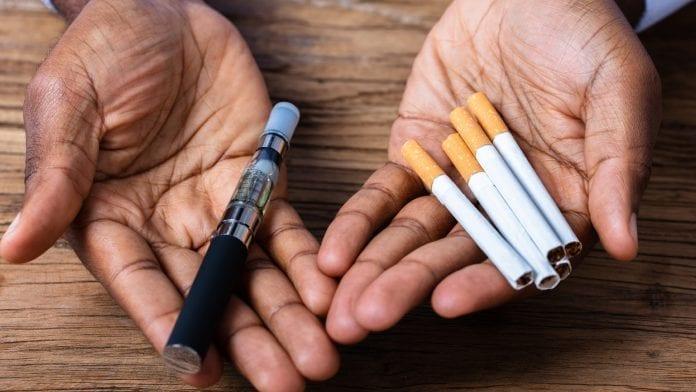 ¿Qué cigarrillos electrónicos son los menos perjudiciales?