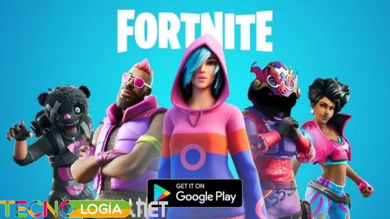 Juegos de google Fortnite