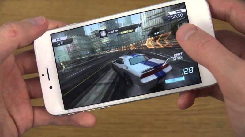 Juegos para el iPhone